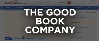 Click here to go to the Good Book Company website